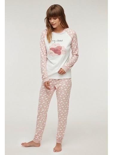 Penti Pijama altı Pembe